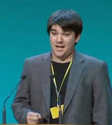 Kieran Leach, Vice-President of Campaigns for Liberal Youth Scotland