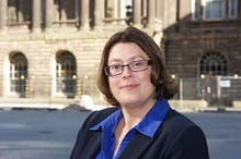 Cllr. Paula Keaveney, Liverpool Lib Dem leader